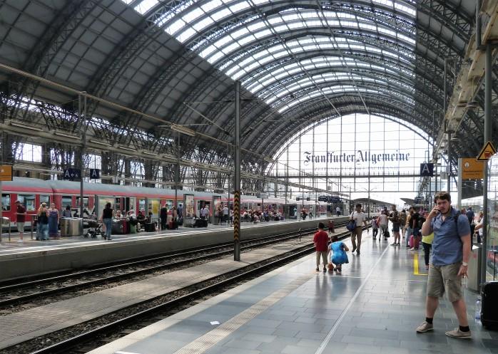 train-in-germany
